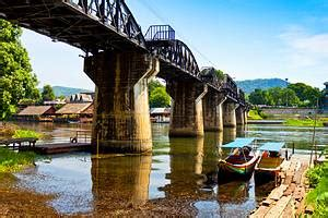 top rated tourist attractions  kanchanaburi planetware