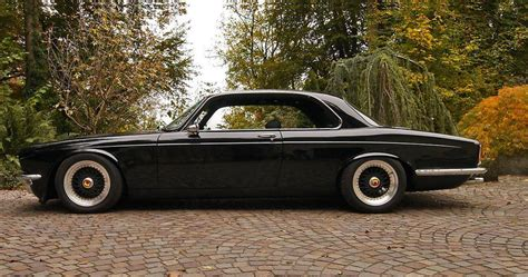 Auto Tuning Jaguar by Jaguar Xj Mk Ii Coupe Low Tuning Classic Car