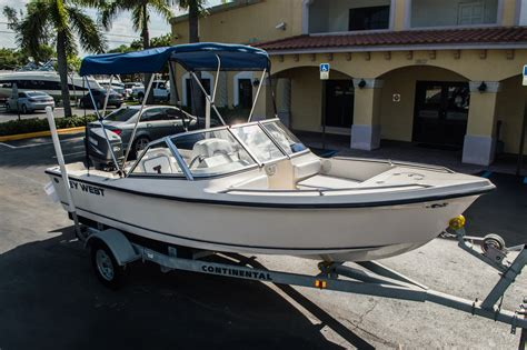 key west dc boats for sale used 2006 key west 172 dc dual console boat for sale in