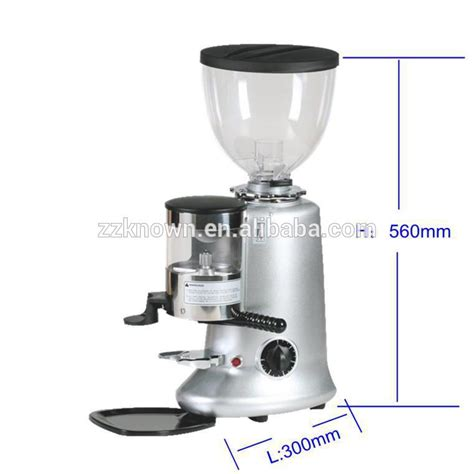Coffee Grinder Hopper 1 2kg Bean Hopper Capacity Coffee Grinder Coffee Grinding