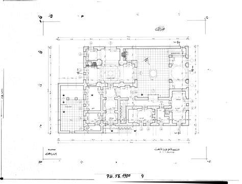 working drawing floor plan casaroni house working drawing ground floor plan 1