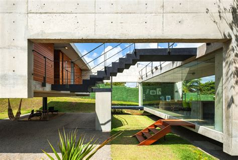 brazilian home design trends brazilian house with innovative architecture and decor by