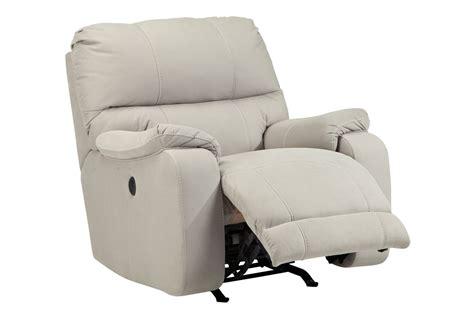gardner white recliners bohannon power rocker recliner at gardner white