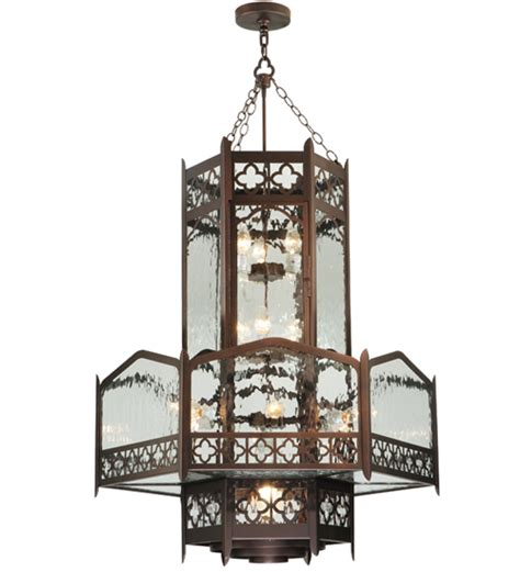 Meyda Tiffany 36 Quot W Church Pendant Church Pendant Lighting