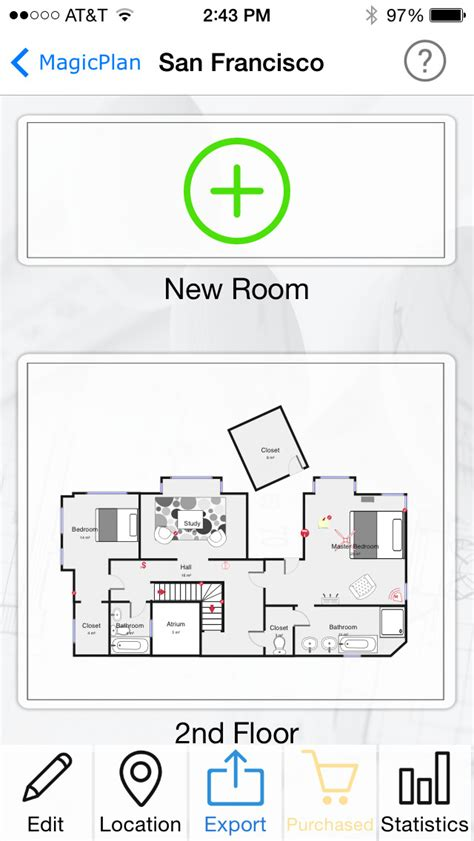 using iphone apps to draw a floor plan adrian video image magicplan an augmented reality app for making floor plans