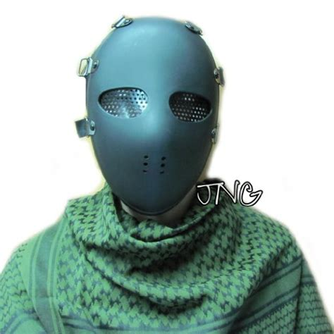 alien full protection safety impact resistance face mask