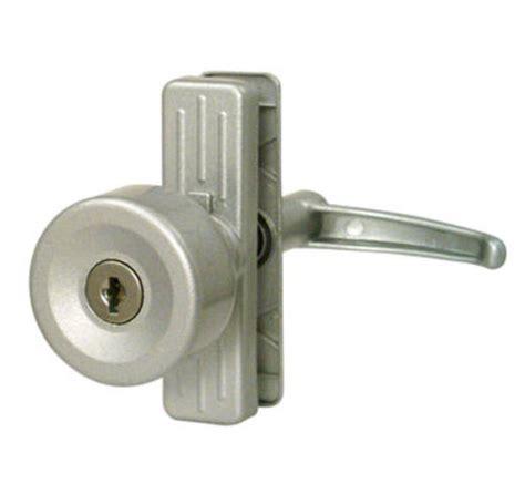 Door Knob Assembly by Prime Line 3 Quot Aluminum Keyed Door Tulip Knob