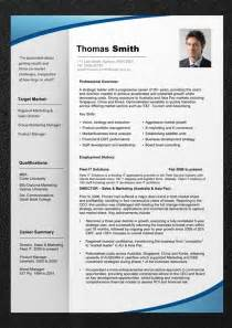 Resume Template Word Australia Resume Exle 55 Cv Template Australia Cv Format In Word