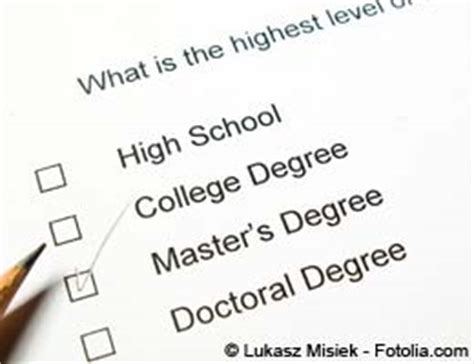 Do You Need A Masters To Get An Mba by Masters Degree Or Graduate Certificate Bankrate