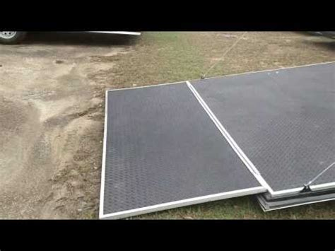 loading ramp extensions  toy haulers car ramp