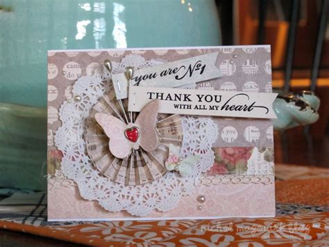 how to make wedding thank you cards how to create free beautiful thank you cards for wedding