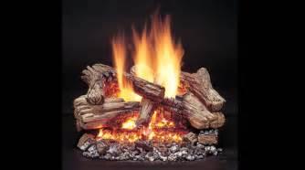 gas fireplace log inserts gas log sets harding the fireplace