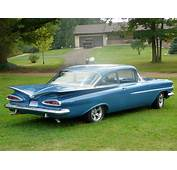 Dendog702000 1959 Chevrolet Biscayne Specs Photos