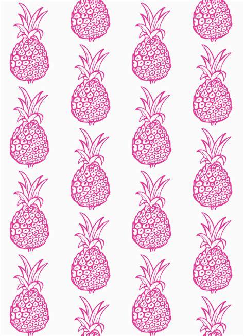 wallpaper pineapple pink pink pineapple wallpaper