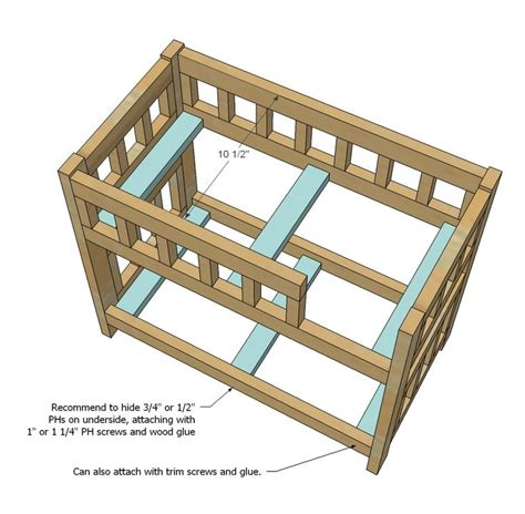 American Doll Bunk Bed Plans White Build A C Style Bunk Beds For American Or 18 Dolls Free And Easy Diy