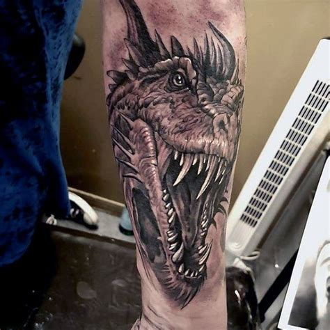 dragon tattoo for men 50 deadly tattoos for manly mythical monsters