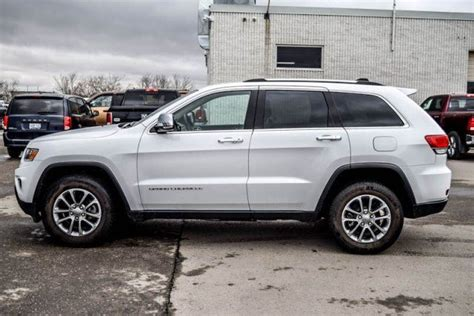Jeep Grand Limited Rims Used 2015 Jeep Grand Limited 4x4 Backup