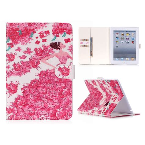 Mini 123 2 In 1 Magnetic 3 Fold Smart Cover Armycoklat magnetic wallet folding stand cover for apple 234 mini 123 air ebay