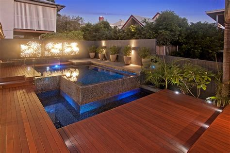 home lighting design brisbane deck lighting ideas