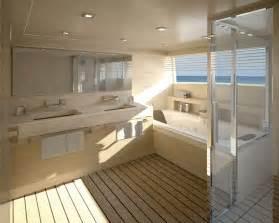 bath room navetta 33 crescendo motor yacht master bathroom luxury yacht charter superyacht news