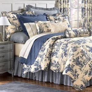 french toile bedroom beautiful in blue this may be my next color for the bedroom the bell toiles for