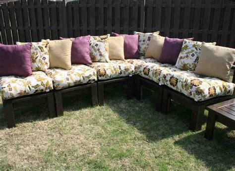 Diy Patio Furniture Cushions Diy Patio Chair Cushions Home Furniture Design
