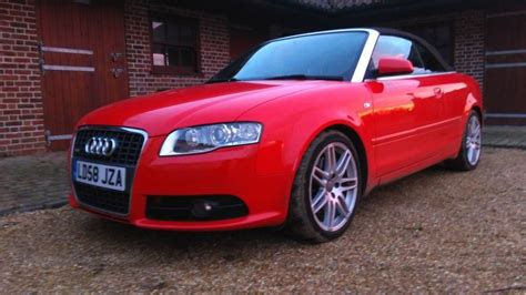 audi a4 convertible for sale uk used audi a4 cabriolet for sale cambridgeshire