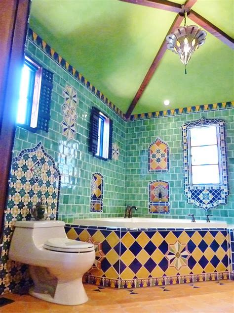 mexican bathroom design ideas  bathroom ideas