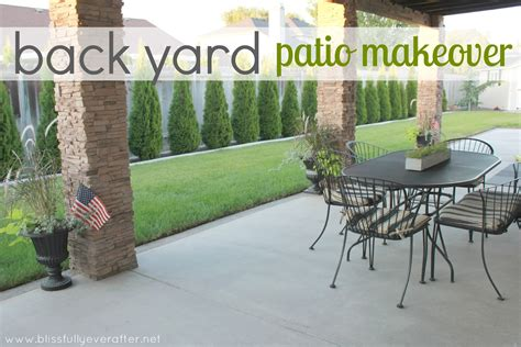 Backyard Makeover Ideas On A Budget Patios On A Budget Newsonair Org