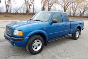 01 Ford Ranger 2001 Ford Ranger