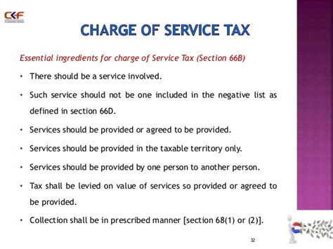 section 66d of service tax workshop on understanding the amended law of service tax