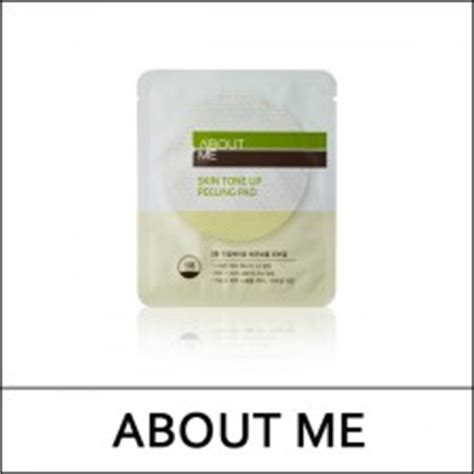 About Me Skin Tone Up peeling