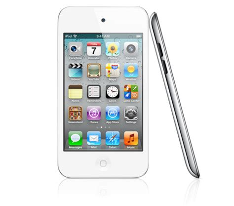 Iphone 4s 32gb White ipod touch 4th review my