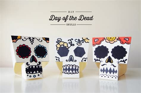 diy decorations templates artelexia day of the dead diy 51 55 dod printables and