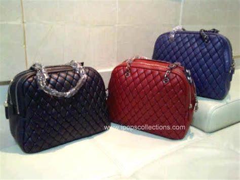 Tas Motor Parts March tas branded warna hitam tas wanita murah toko tas