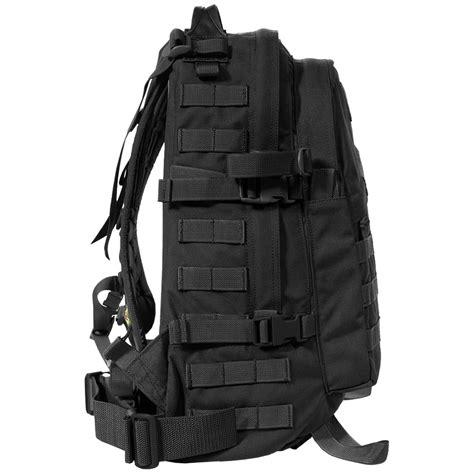 black molle backpack flyye molle aiii backpack black