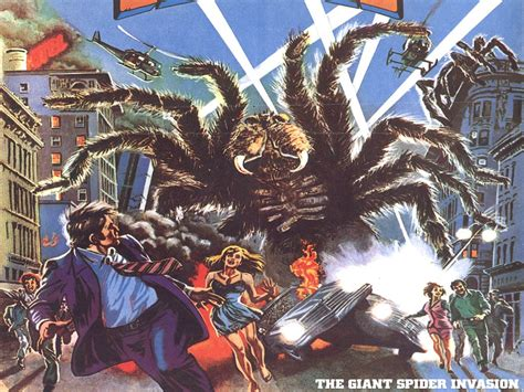 film giant spiders the giant spider invasion 1975 review mana pop