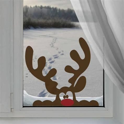 Fensterdeko Weihnachten Aufkleber by Fensterdeko Weihnachten Wieder Mal Tolle Ideen Daf 252 R