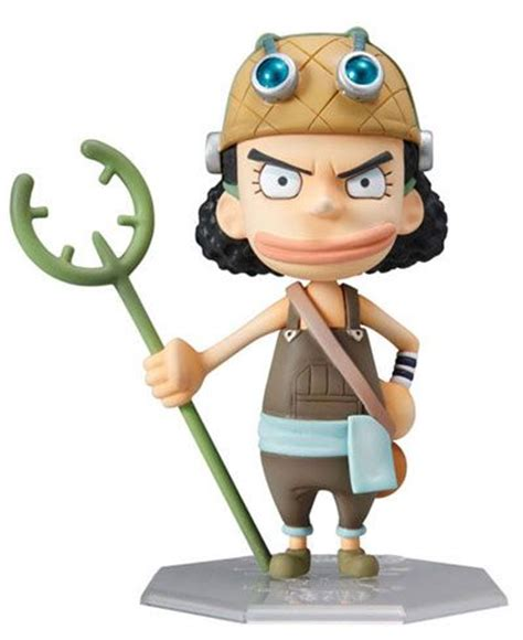 Figure Chibi One Sabo Series one chibi usopp figure p o p excellent model mild series straw theater 2 anime books