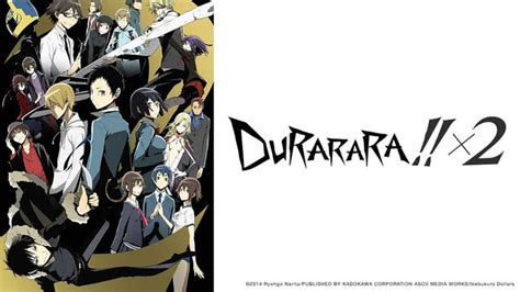 Durarara X2 Also Search For Crunchyroll Quot Donyatsu Quot And Quot Inferno Cop Quot Lead New Crunchyroll Catalog Additions