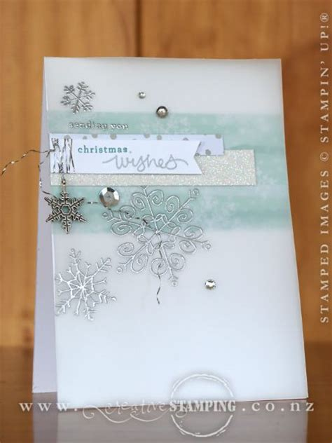 using vellum in card creative sting kristine mcnickle independent