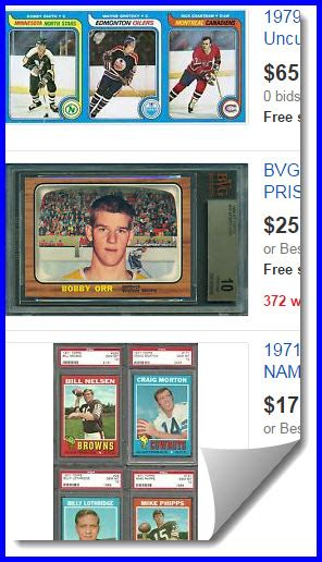 Can I Buy An Ebay Gift Card - finding sports card bargains on ebay