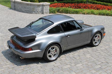 Porsche 3 6 Turbo by 1994 Porsche 911 3 6 Turbo Turbo