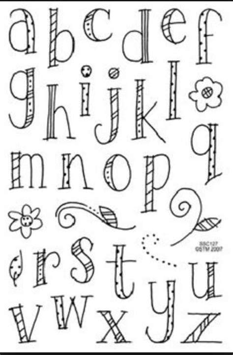 how to do doodle lettering doodle letters polly woddle doodle all day
