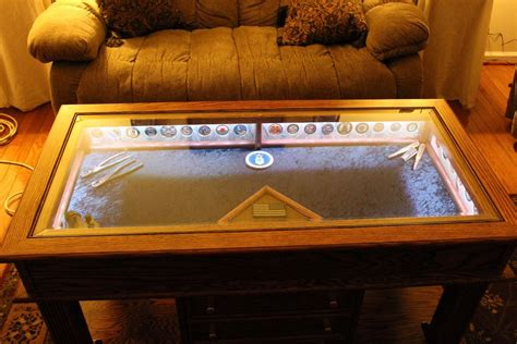 How To Make A Shadow Box Coffee Table Shadow Box Coffee Table By Woz Lumberjocks Woodworking Community