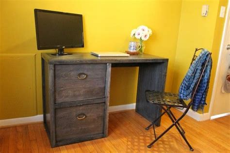parson tower desk for my sewing room craft show ideas modified parson tower desk office tutorials pinterest