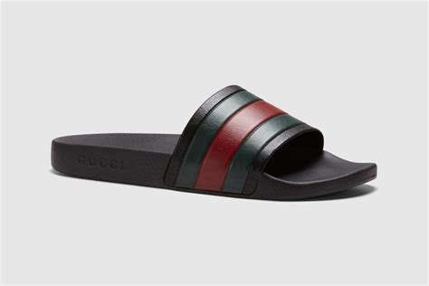 aliexpress gucci slides a tale of two flip flops how gucci stole adidas adilette