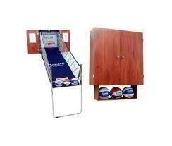 arcade hoops basketball cabinet sportcraft indoor arcade hoops basketball with