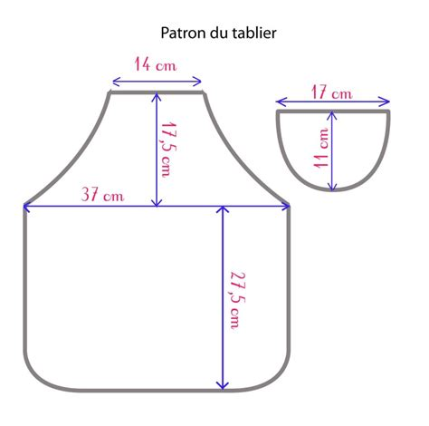 tutoriel le tablier d 233 colier