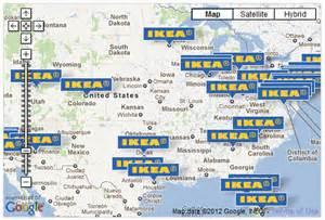 ikea locations ikea case study